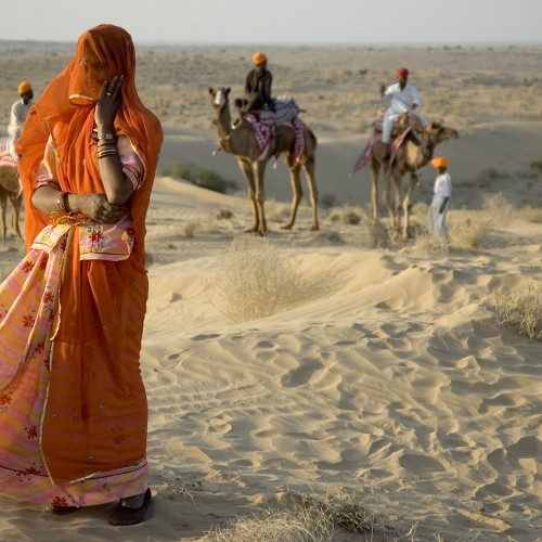 Rajasthan with Desert Safari