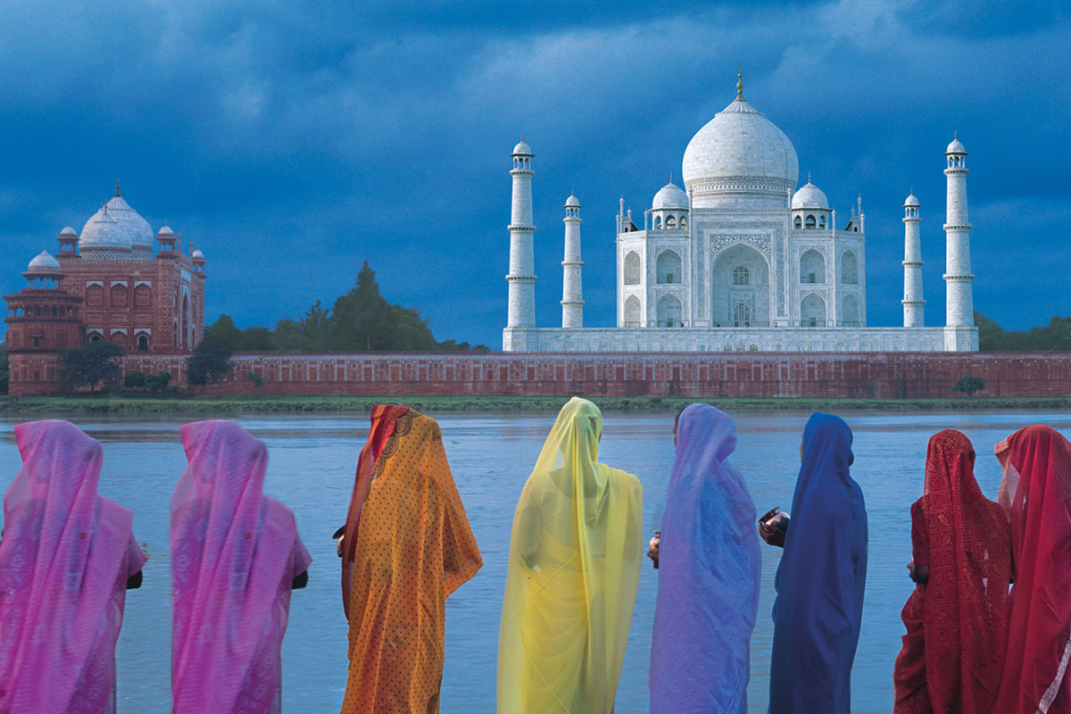 Rajasthan and Golden Triangle