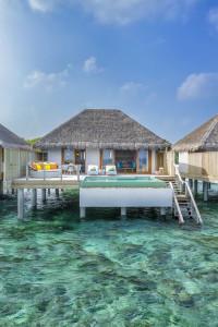 Dusit Thani Maldives_Ocean Villa