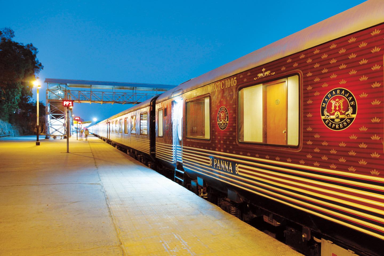 1.Train Exterior